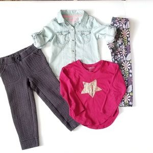 Old Navy Other - 5pc Girl Bundle 4T